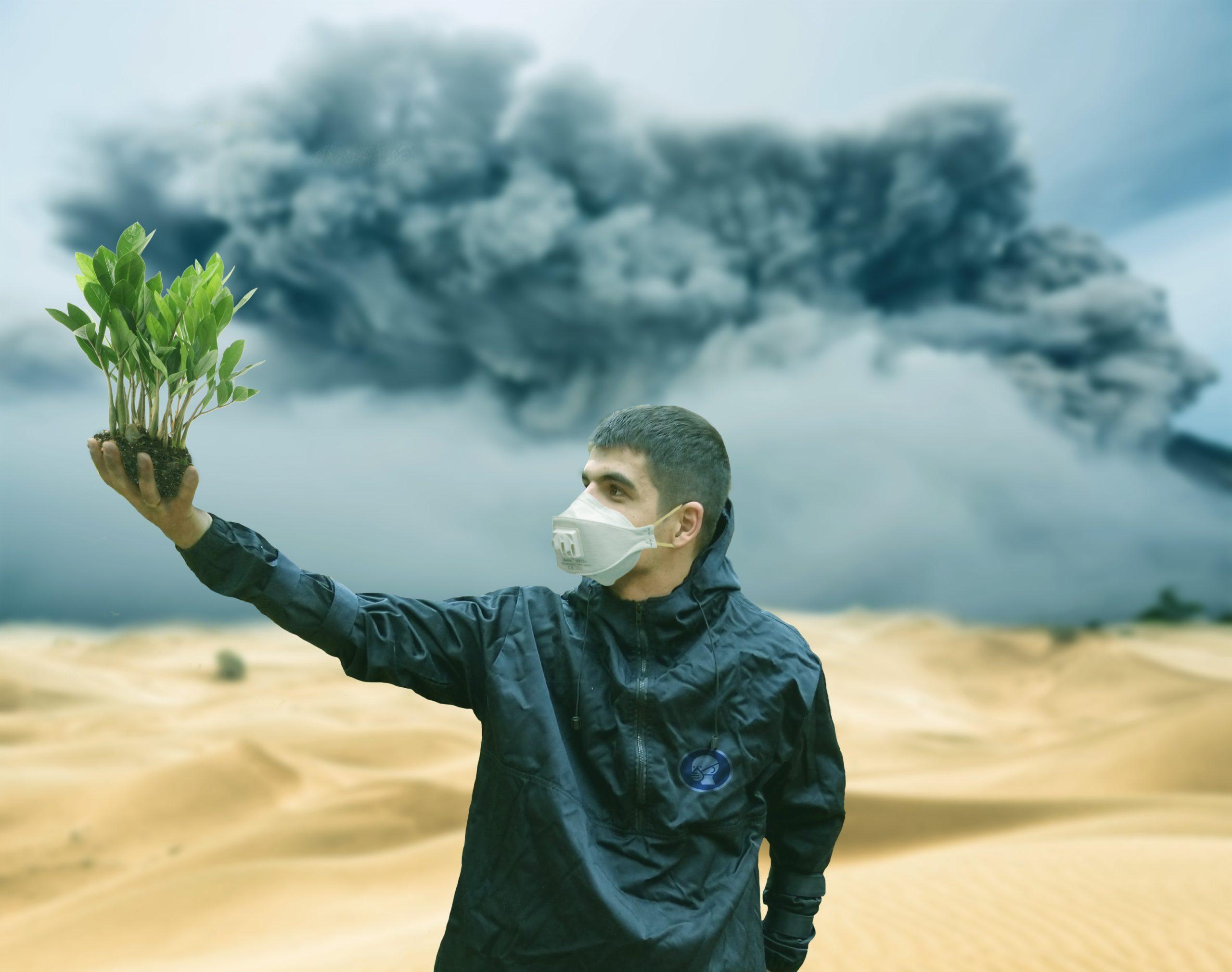Smog e coronavirus