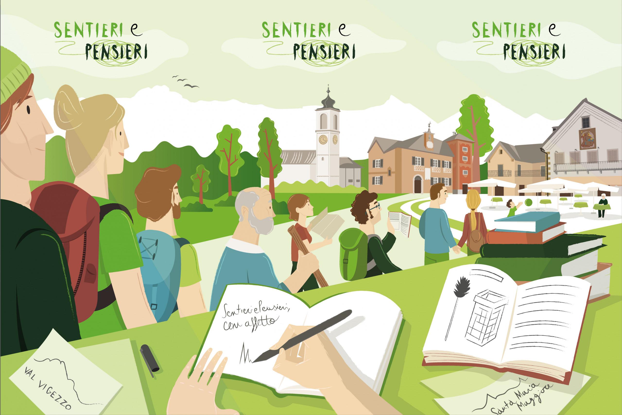 Sentieri e pensieri – Il Festival letterario della Val Vigezzo