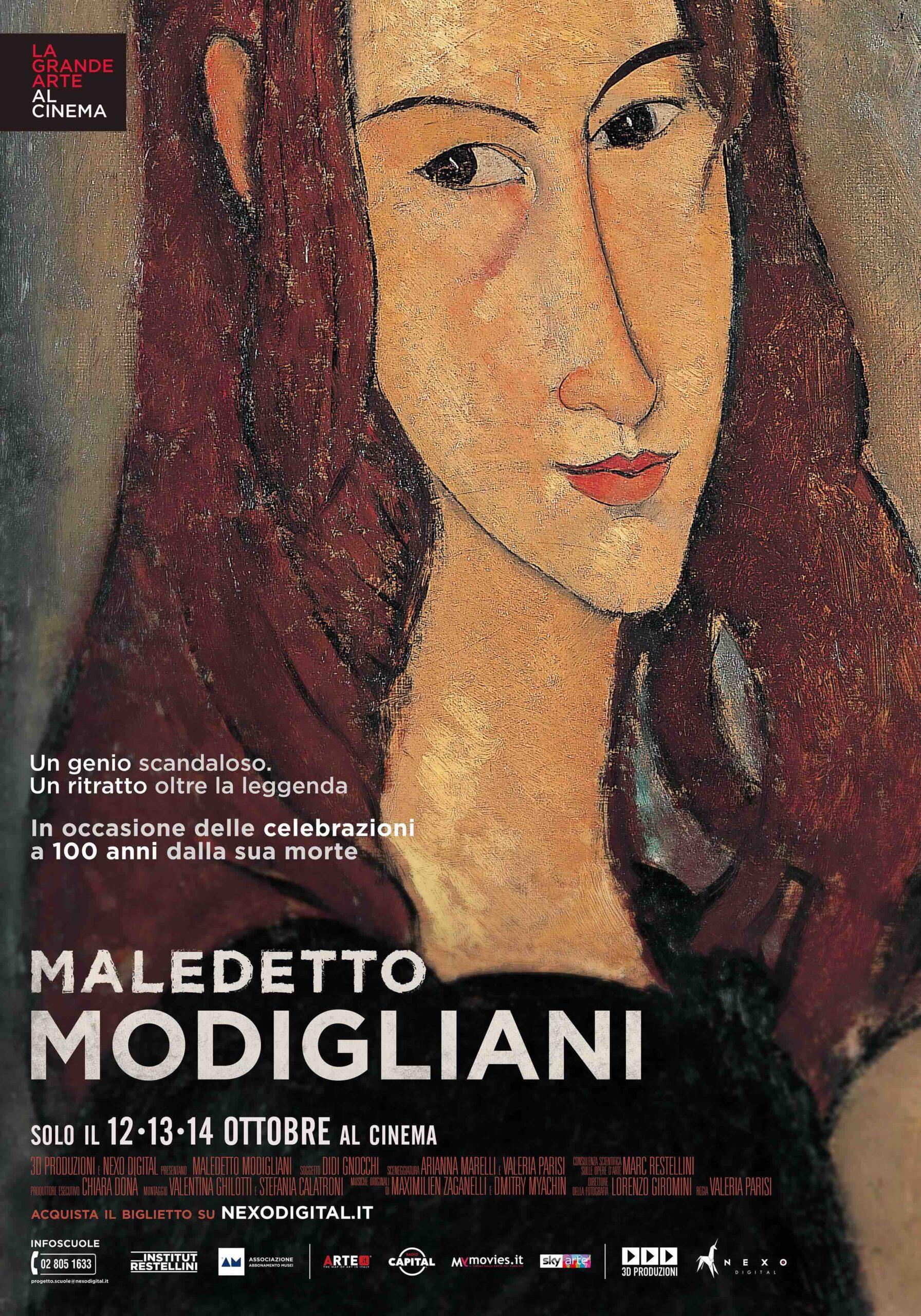 """Recensione in anteprima di """"Maledetto Modigliani"""""""