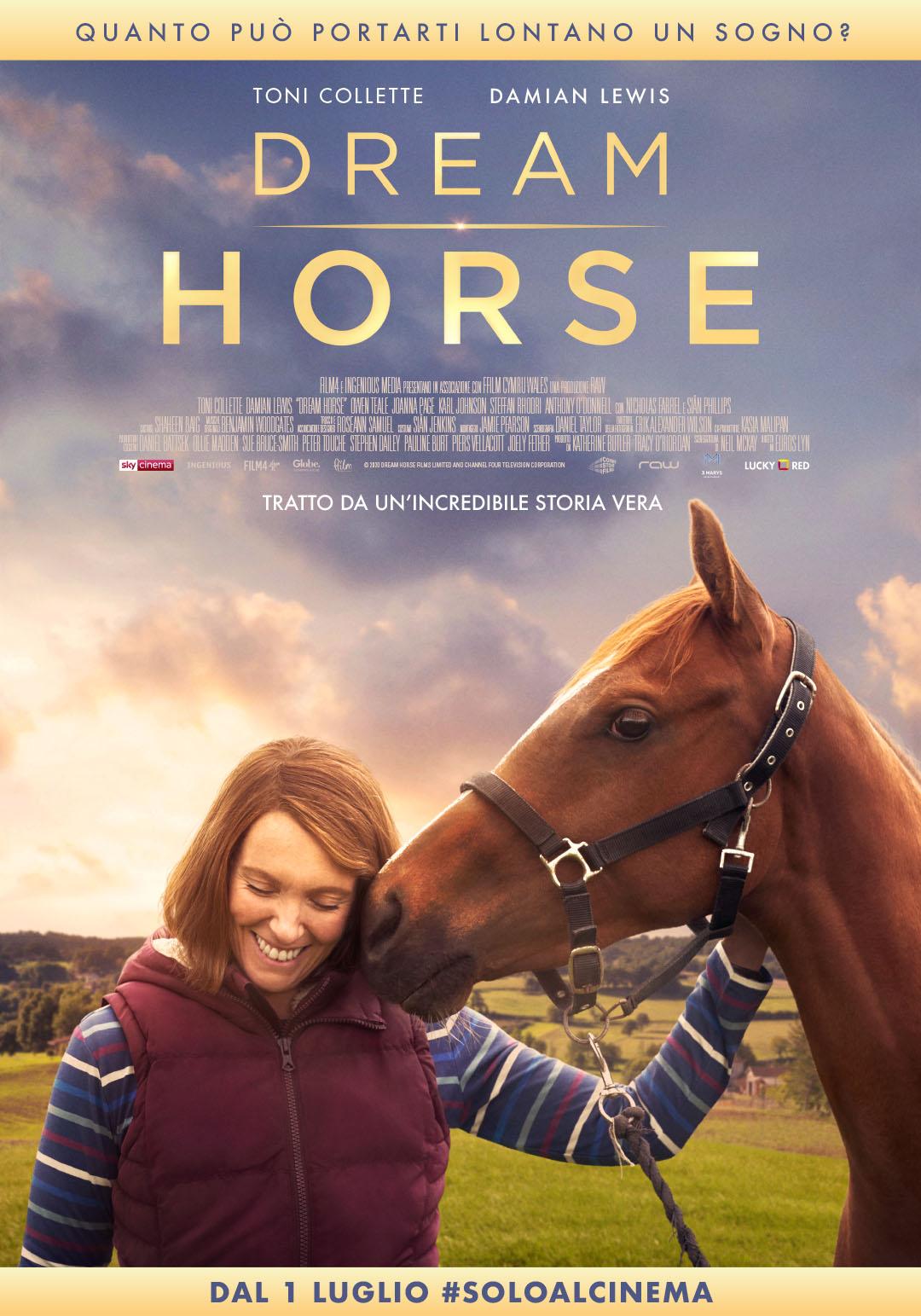 """Recensione in anteprima di """"Dream Horse"""": un invito a  credere che i sogni si avverano"""